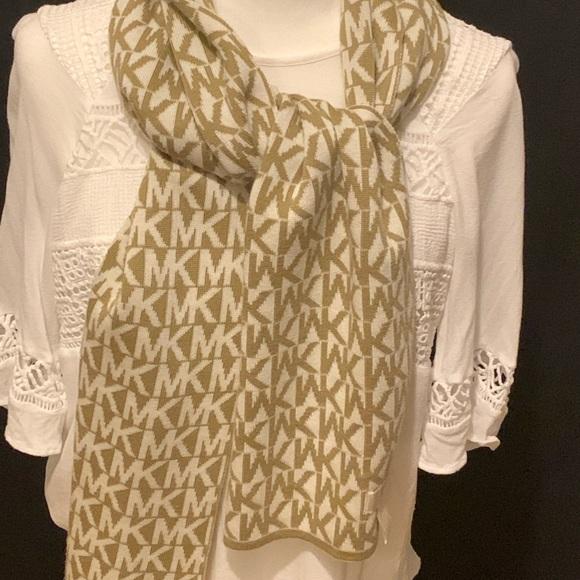 Michael Kors signature scarf